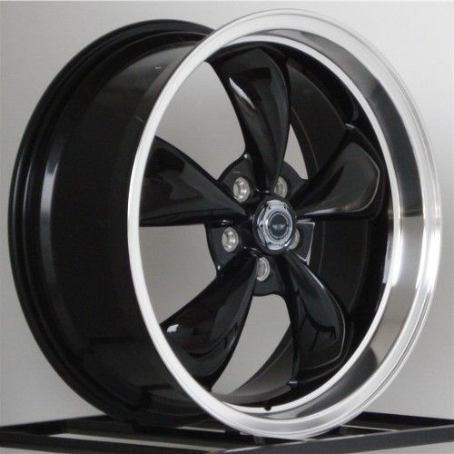 20 Inch Black Wheels Rims Chrysler Dodge Charger Magnum